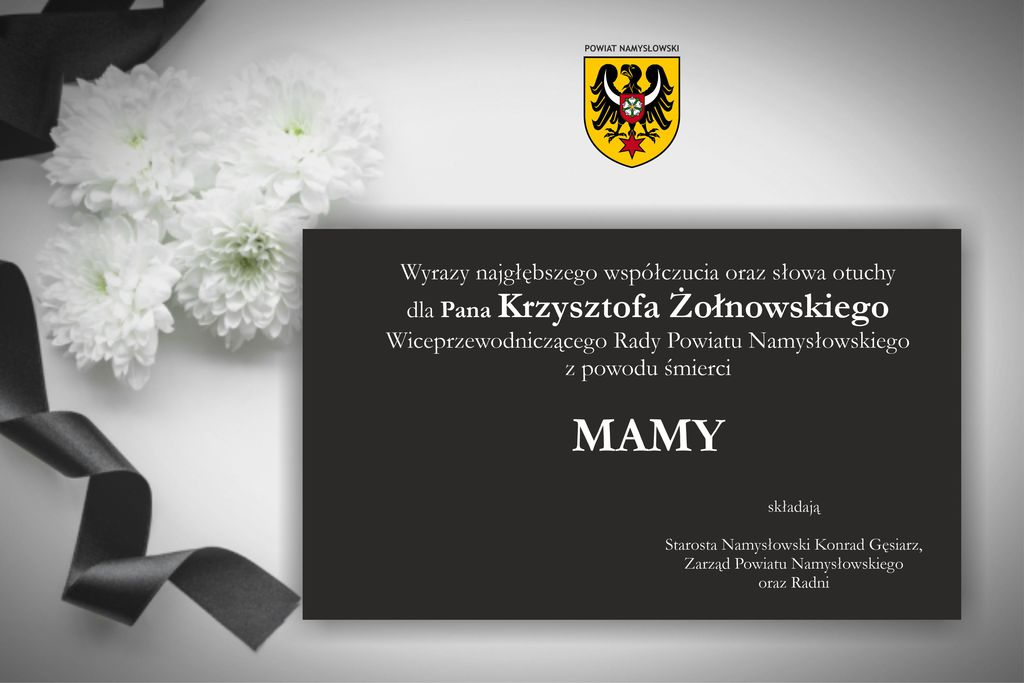 kondolencje p żołnowski.jpeg