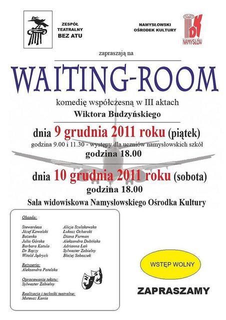 Spektakl Waiting - room.jpeg
