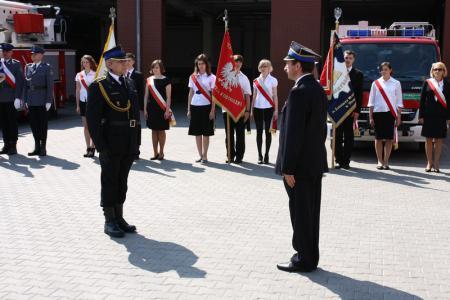 Galeria Dzień Flagi - Namysłó 2012