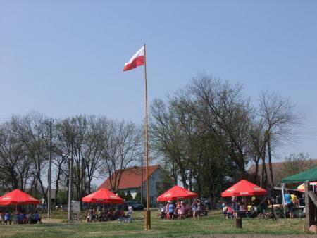 Galeria Dzień Flagi -Miodary 2012