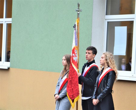 Galeria Rozpoczęcie roku szkolnego w I Liceum Ogólnokształcącym w Namysłowie