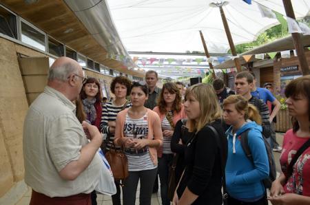 Galeria Nowe doświadczenia uczniów w Wielkiej Brytanii